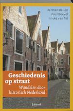 Geschiedenis op straat - Unknown (ISBN 9789053567425)