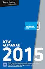 BTW almanak / 2015 (ISBN 9789035252288)