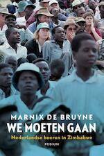 We moeten gaan - Marnix de Bruyne (ISBN 9789057597503)