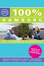 100% Hamburg - Simone Smit (ISBN 9789057675355)