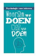 Waarom we doen wat we doen - Joel Levy (ISBN 9789461886156)