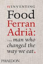 Reinventing Food - Colman Andrews (ISBN 9780714859057)