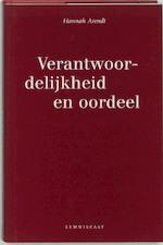 Verantwoordelijkheid en oordeel - Hannah Arendt (ISBN 9789056375737)