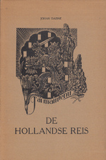 De Hollandse reis. Neder-land richt zich op… - Johan Daisne