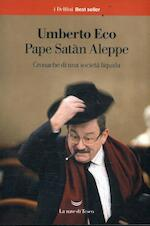 Pape Satàn Aleppe - Umberto Eco (ISBN 9788893441568)