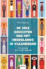 De vele gezichten van het Nederlands in Vlaanderen - Gert De Sutter (ISBN 9789463442435)