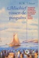 Mischief tussen de pinguïns