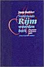 Nederlands rijmwoordenboek - Jaap Bakker (ISBN 9789035118126)
