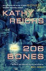 206 Bones - Kathy Reichs (ISBN 9781416592266)