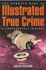 The Mammoth Book of Illustrated True Crime - Colin Wilson, Damon Wilson (ISBN 9781841193946)