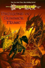Dragons of Summer Flame - Margaret Weis, Tracy Hickman, Michael Williams (ISBN 9780786901890)