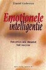 Emotionele intelligentie - Daniel Goleman, Amp, Mirjam Westbroek (ISBN 9789025406691)