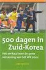 500 dagen in Zuid-Korea