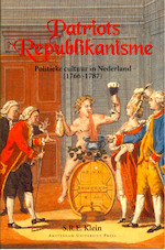 Patriots republikanisme - Stephan R. E. Klein (ISBN 9789053561942)