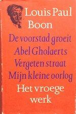 Vroege werk - L.P. Boon (ISBN 9789021453415)