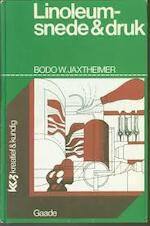 Linosnede en druk - Jaxtheimer (ISBN 9789060171424)