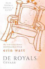 De Royals 5 - Gevaar - Erin Watt (ISBN 9789026148279)