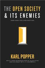 The Open Society and Its Enemies - Karl R. Popper (ISBN 9780691158136)