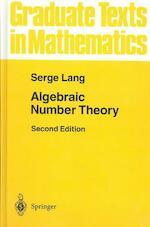 Algebraic Number Theory - Serge Lang (ISBN 9780387942254)
