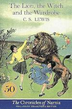 The Lion, the Witch and the Wardrobe - C. S. Lewis (ISBN 9780064409421)