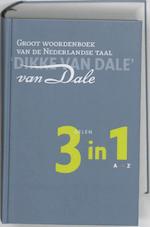 Van Dale groot woordenboek van de nederlandse taal - T. den Boon, Amp, D. Geeraerts, Amp, Nicoline van der Sijs (ISBN 9789066480308)
