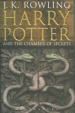 Harry Potter and the Chamber of Secrets - J. K. Rowling (ISBN 9780747573616)