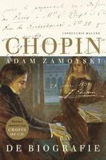 Chopin + CD - Adam Zamoyski (ISBN 9789460032172)