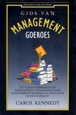 Gids van managementgoeroes - Carol Kennedy, Th.H.J. Tromp (ISBN 9789025403447)