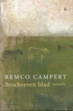 Beschreven blad - Remco Campert (ISBN 9789023402091)
