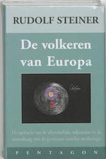 De volkeren van Europa - Rudolf Steiner (ISBN 9789072052643)