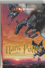 Harry Potter en de Orde van de Feniks - J.K. Rowling (ISBN 9789061697008)