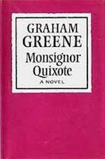 Monsignor Quixote - Graham Greene (ISBN 0370309235)