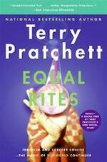 Equal Rites - Terry Pratchett (ISBN 9780060855901)