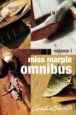 Miss Marple Omnibus - Agatha Christie (ISBN 9780006499596)