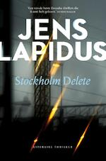 Stockholm delete - Jens Lapidus (ISBN 9789400506930)