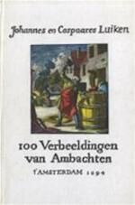 Het menselijk bedrijf - Jan Luiken, Caspar Luiken, Leonard de Vries (ISBN 9789010050564)