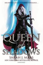 Throne of glass Queen of shadows - Sarah J Maas (ISBN 9781408858615)
