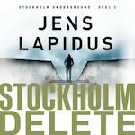 Stockholm delete - Jens Lapidus (ISBN 9789046170342)