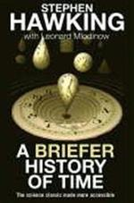 A briefer history of time - Stephen W. Hawking, Leonard Mlodinow (ISBN 9780593054970)