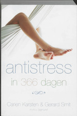 Antistress in 366 dagen - C. Karsten, G. Smit (ISBN 9789038913575)