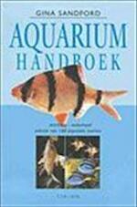 Aquarium handboek - Gina Sandford, Peter Heukels (ISBN 9789052104201)
