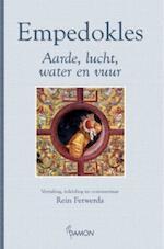 Aarde, lucht, water en vuur - Empedokles (ISBN 9789055737291)