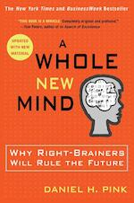 A whole new mind - Daniel H. Pink (ISBN 9781594481710)