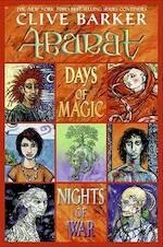 Abarat Days Of Magic, Nights Of War - Clive Barker (ISBN 9780064409322)