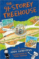 91-Storey Treehouse - Andy Griffiths (ISBN 9781509839162)