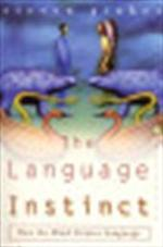 The language instinct - Steven Pinker (ISBN 9780060958336)
