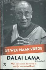 De weg naar vrede set van 5 - Dalai Lama (ISBN 9789401609104)