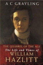The Quarrel of the Age - A. C. Grayling (ISBN 9781842124963)