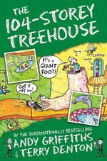 The 104-Storey Treehouse - Andy Griffiths (ISBN 9781509833771)