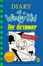 Diary of a Wimpy Kid 12. The Getaway - Jeff Kinney (ISBN 9780241344279)